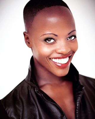 Florence Kasumba naked 438