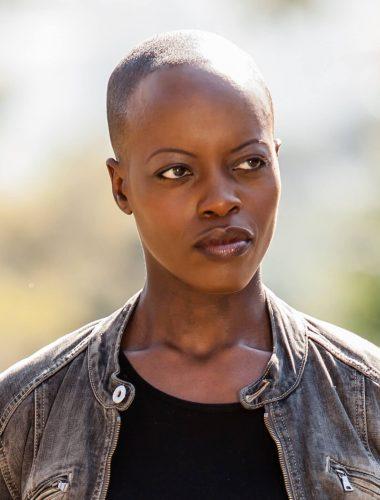 Florence Kasumba Photo © Ilze Kitshoff