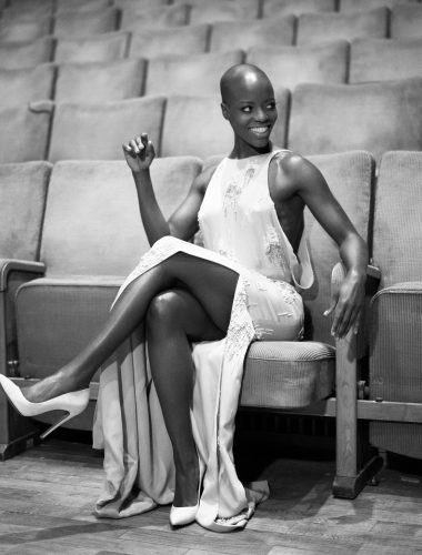 Florence Kasumba Photo © Daniel Roche