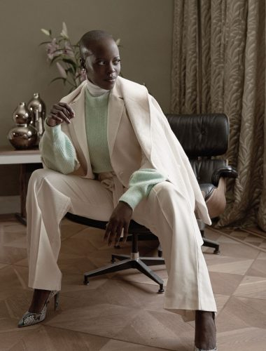 Florence Kasumba Photo © Diane Betties