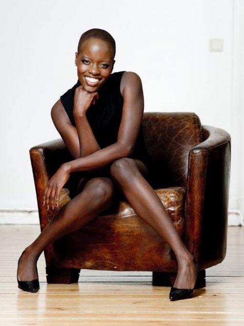 Florence Kasumba - Photo ©Janine Guldener